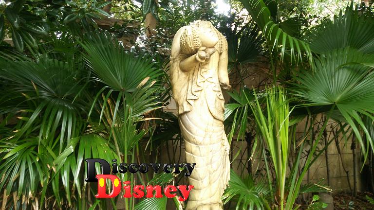 タワテラ瞑想庭園⑧アフロディーテ