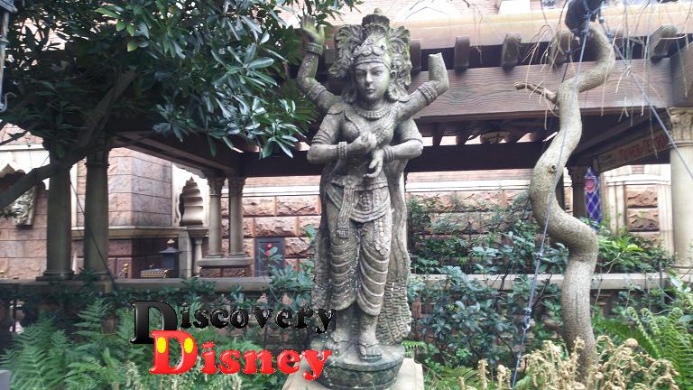 タワテラ瞑想庭園⑨ターラ