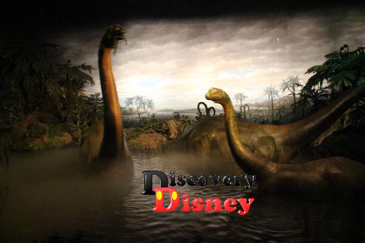 ウエスタンリバー鉄道恐竜