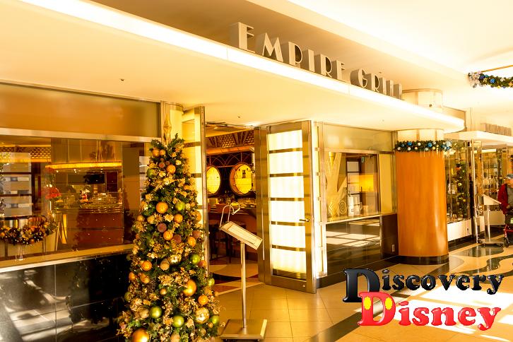 アンバサダーホテルでクリスマスランチ・・・2017.11.25インレポ(2)
